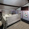 Sleeping room interior