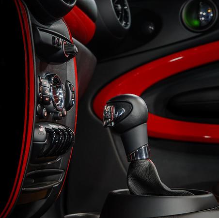 Gear shift handle