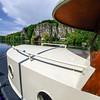 Meuse river view near Namur