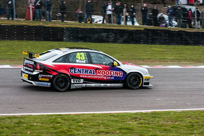 BTCC Brands Hatch Mar13-18