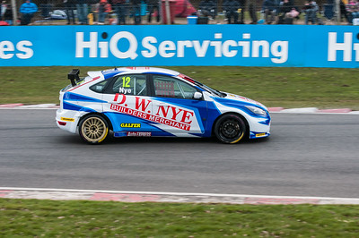 BTCC Brands Hatch Mar13-16