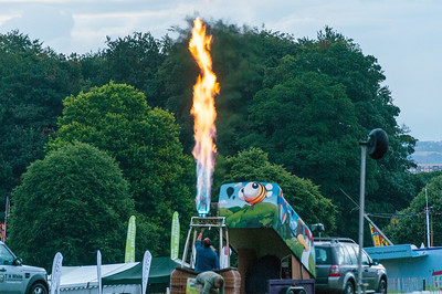 Bristol Balloon Festival 2013-24