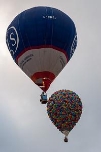 Bristol Balloon Festival 2013-8
