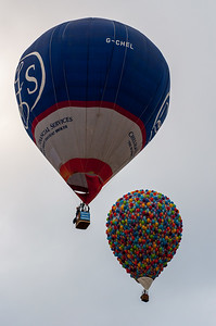 Bristol Balloon Festival 2013-9