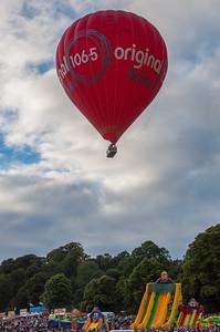 Bristol Balloon Festival 2013-17