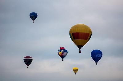 Bristol Balloon Festival 2013-19