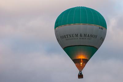 Bristol Balloon Festival 2013-18
