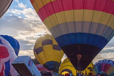 Bristol Balloon Festival 2013-38