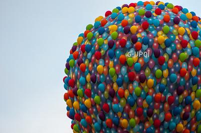 Bristol Balloon Festival 2013-4