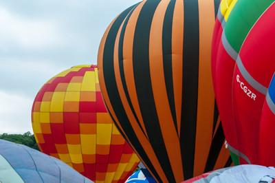 Bristol international Balloon Festival 2013