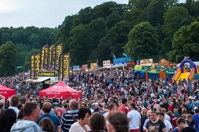 Bristol Balloon Festival 2013-16
