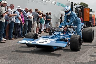 Tyrrell Cosworth 006