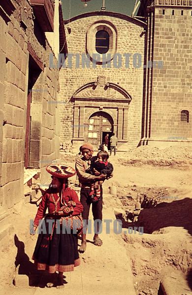 Peru : Sudamerica 1967 Peru / South America 1967 / Peru : Indigenas 1967 © Michel Marcu/LATINPHOTO.org