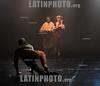 "Argentina : Actores y musicos en escena "" Bacacay "" / actors and musicians on stage / Argentinien : Theater © Michel Marcu/LATINPHOTO.org"
