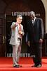 19-04-2009 - Alvaro Uribe, presidente de Colombia a su llegada a la realizacion de la foto oficial en la V cumbre de las americas , realizada en Puerto España , Trinidad & Tobago / Alvaro Uribe - Kolumbien -  am Treffen der Präsidenten Lateinamerikas 2009 © Juan Carlos Hernandez/LATINPHOTO.org