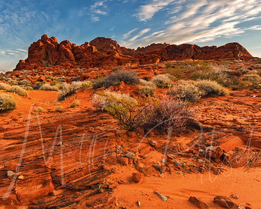 Valley of Fire, Nevada - Sunrise