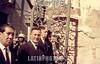 Argentina : Sudamerica 1967 - René Barrientos Ortuño , 47. Presidente de Bolivia / South America 1967 President René Barrientos / Argentinien : René Barrientos Ortuño war ein bolivianischer Politiker und General . Barrientos war von 4. November 1964 bis 5. Januar 1966 und von 6. August 1966 bis 27. April 1969 Präsident von Bolivien und kam bei einem Hubschrauberabsturz ums Leben © Michel Marcu/LATINPHOTO.org