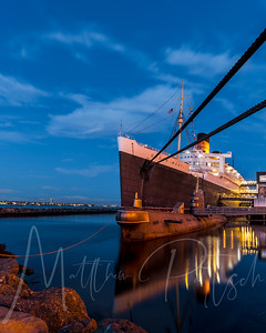 Queen Mary | Long Beach, California
