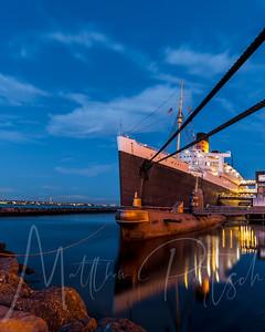 Queen Mary | Long Beach, California