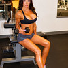 IFBB Pro: Camile Periat ~ gym shoot<br /> Ray's Tuff Gym Photo shoot