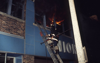 6/29/1975 - SOMERVILLE, MASS - 3RD ALARM 9 UNION SQ