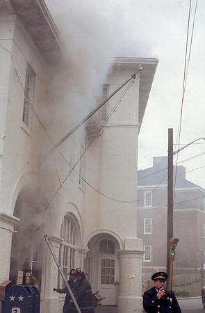 4/2/1977 - MEDFORD, MASS - 3RD ALARM TUFTS UNIVERSITY CURTIS HALL 470 BOSTON AV