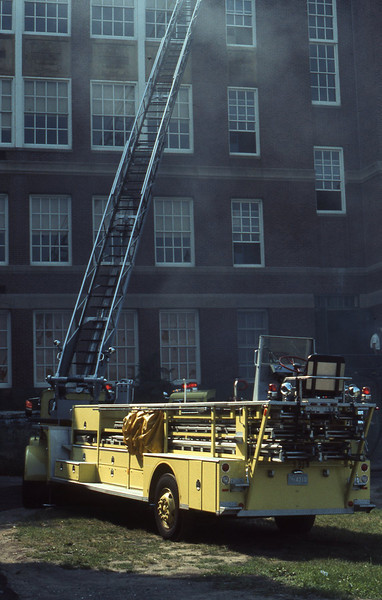 7/20/1977 - SOMERVILLE, MASS - ALL COMPANIES SENIOR HIGH SCHOOL 81 HIGHLAND AV