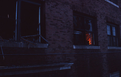 6/26/1979 - SOMERVILLE, MASS - WORKING FIRE 61 MCGRATH HWY