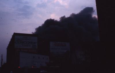 8/8/1979 - BOSTON, MASS - 5TH ALARM PIER 51, TERMINAL WHARF