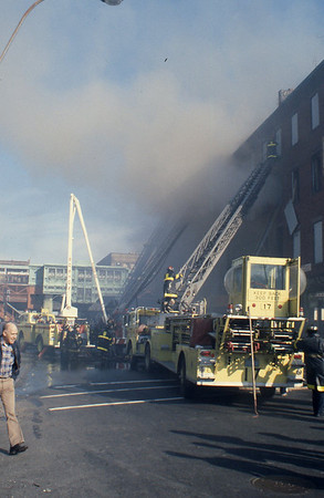4/15/1980 - BOSTON, MASS - 4TH ALARM 65 EAST BERKELEY ST