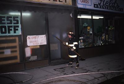 1981 FIRES