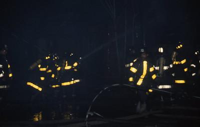 4/10/1981 - BOSTON, MASS - WORKING FIRE 6 TEMPLE ST