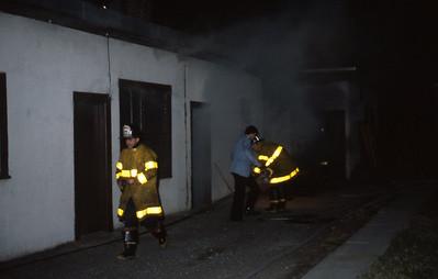 4/10/1981 - MEDFORD, MASS - WORKING FIRE 575-583 RIVERSIDE AV