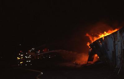 4/11/1981 - MEDFORD, MASS - WORKING FIRE MYSTIC AV