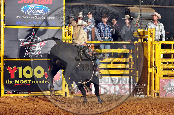 Open Bull Ridings 2012
