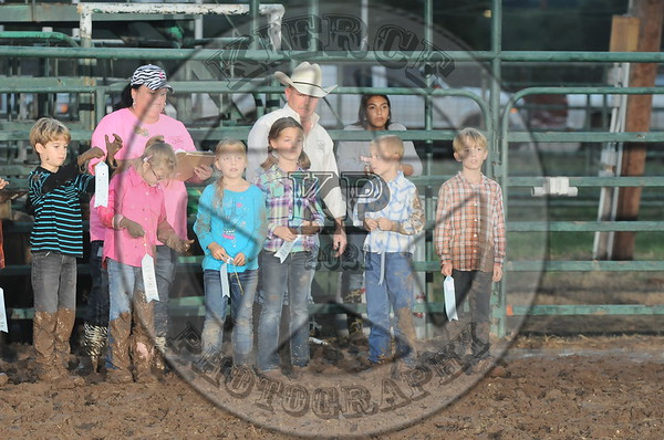 Comal Mutton busting 2014