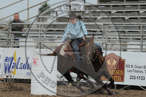 PRCA RODEOS 2015