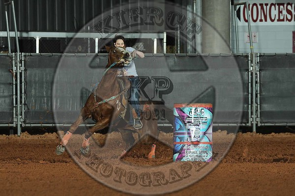 BARREL RACING 2016