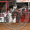 ZEKE THURSTON-T83 RED FEATHERS-PRCA-HL-TH- (8)