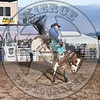 TANNER LOCKHART-652 PAINTED BEAR-PRCA-SF-SA- (72)