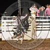 TRAVIS WIMBERLY-92 PAINTED WARRIOR-PRCA-SF-FR- (95)