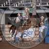 JAKE BROWN-045 FADED NIGHT-PRCA-RB-BB-RD2- (90)-22