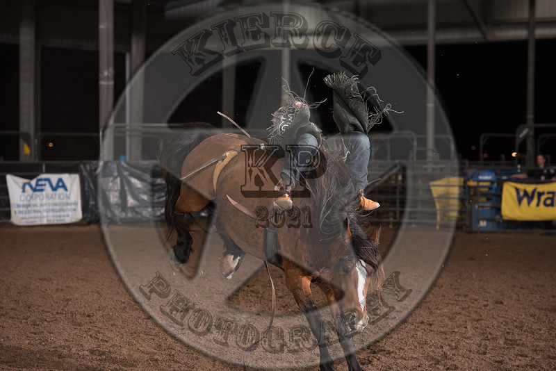 CHAD RUTHERFORD-171 DELTA MISSION-PRCA-RB-BB-RD2- (106)-16