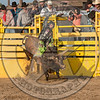 TANNER BOTHWELL-70 PISTOLS AND ROSES-PRCA-LF-SN- (86)