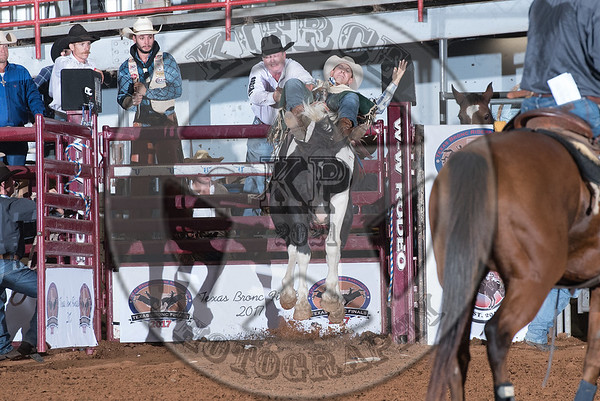 TEXAS BRONC RIDERS FINALS-2017