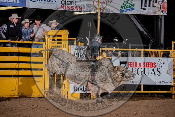 FOSTER McCRAW-23 UGLY DUCK-PRCA-LF-FR- (85)