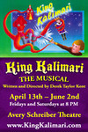 King Kalimari The Musical