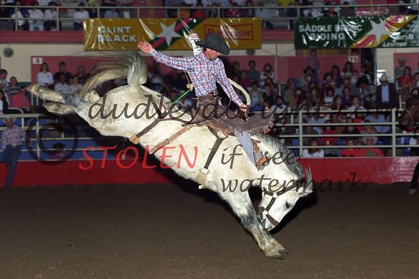 857-4c joedeanWEATHERBY SanAntonioTx PRCA 1991