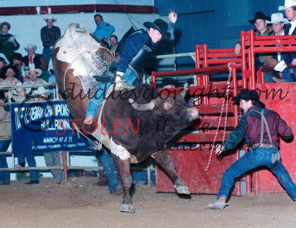 3085-21c buddyREED TCF BeltonTx PRCA 1994