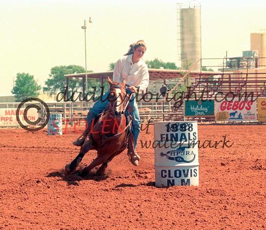 5175-34c romniWOOD HPJRA Finals ClovisNM 1998